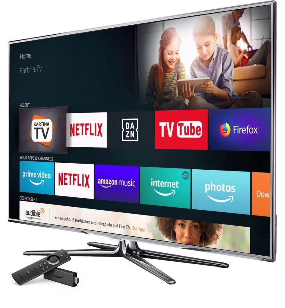 Kartina.TV для Fire TV Stick